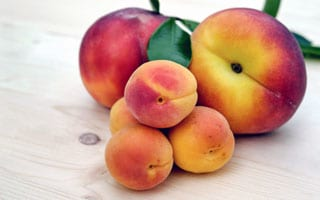 Impact of Canning and Storage of Cartotenoids and Polyphenols in Apricots